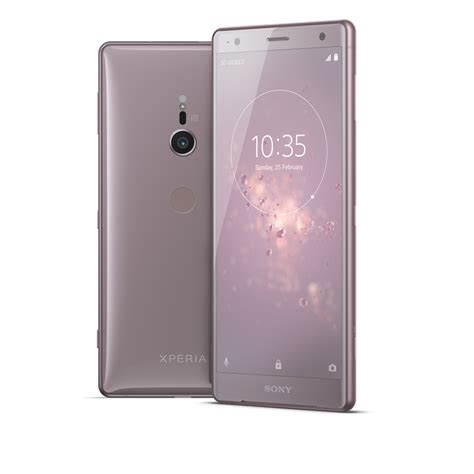 sony s xperia xz2 smartphone adds 3d scanning capabilities