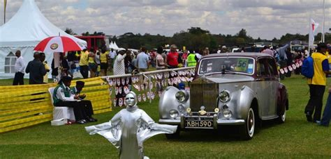 The 44th Concours D'elegance Organised By The Alfa Romeo
