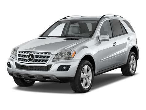 2011 Mercedes-benz M Class Review, Ratings, Specs, Prices