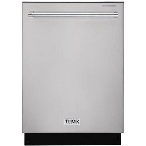 thor kitchen dishwasher error codes appliance helpers