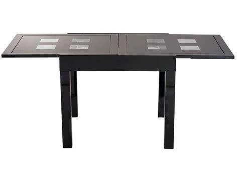table de cuisine conforama table rectangulaire avec allonge 180 cm max comete ii