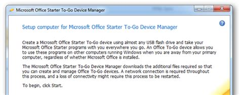 How Create Portable Usb Version Microsoft Office
