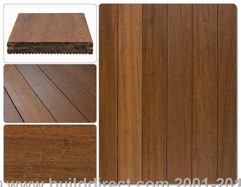 Stranded Bamboo Flooring Hardness by Strand Woven Bamboo Decking Walking On The Grass