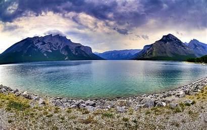Indah Pemandangan Landschap Cantik Gambar Alam Dunia