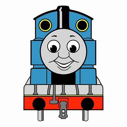 Thomas Tank Pages Colouring Engine Train Clip