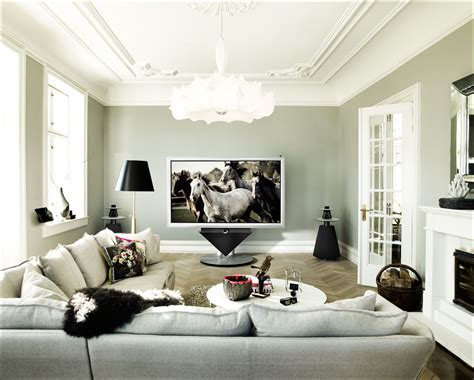 O Home Decoration : Hands-on With B&o's First 3d Tv
