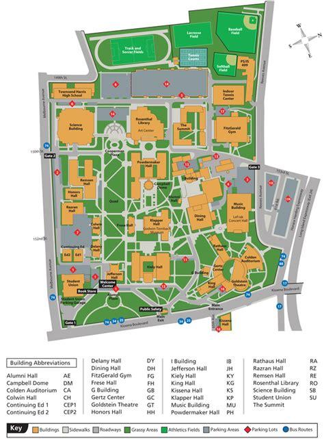 queens college campus map aeropilatesleon