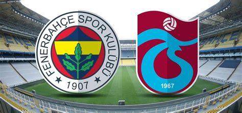 Trabzonspor uefa gruplarında bu akşam getafe ile karşılaşıyor. Fenerbahçe Trabzonspor maçı hangi kanalda? 2020 Ziraat ...