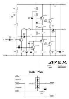 100W HiFi Power Amplifier circuit with Sanken | Audio