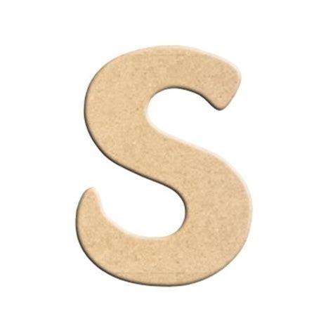 lettre cuisine en bois lettre s à peindre à décorer lettre en bois brut lettre