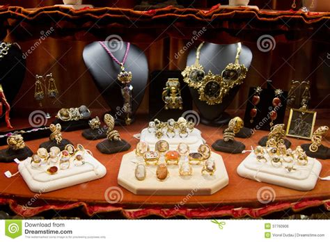 Jewelry Shop Stock Photo Image Of Jewels, Craft