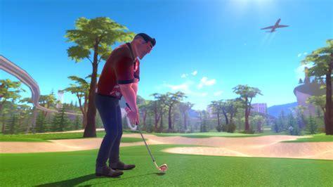 powerstar golf xbox  review    hole