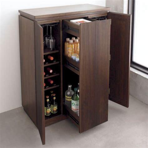 monaco bar cabinet crate  barrel bar cabinet bar