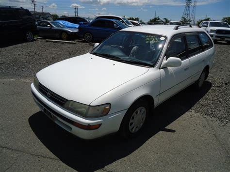 Toyota Corolla G Touring, 1993, Used For Sale