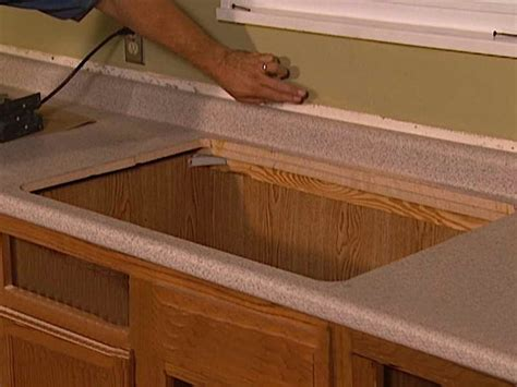 How To & Repair  How To Install Laminate Countertops