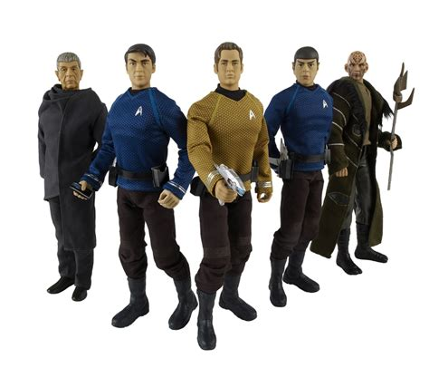 review  star trek toys aim  kids  collectors wired