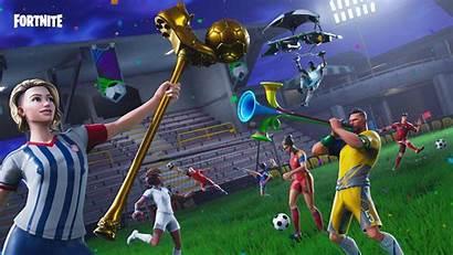 Fortnite Soccer Skins February Return 16th