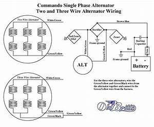 Norton Commando Mk3 Wiring Diagram