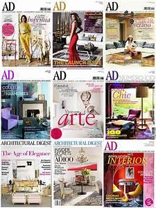 Best interior design magazines: Architectural Digest ...