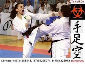 Karate Feminino
