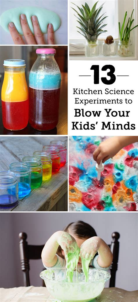 Kitchen Science Fair Experiments by 13 Kitchen Science Projects To Your Minds
