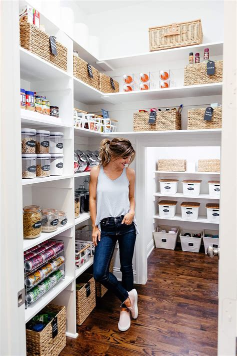 dream pantry organizationcleaning tricks pantry