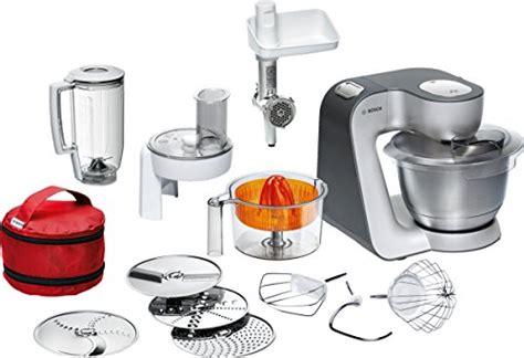 Bosch Küchenmaschine Test 2018 • Neu • » Ansehen