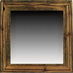 Spiegel Zum Aufstellen : dielen spiegel holz 5cm 4mm glas quadratisch ~ Whattoseeinmadrid.com Haus und Dekorationen
