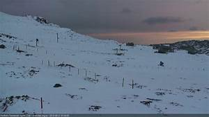 Mountain Update: High Cloud, softening snow with currently ...