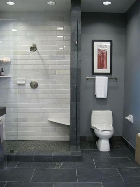 grey paint colors   bathroom   post