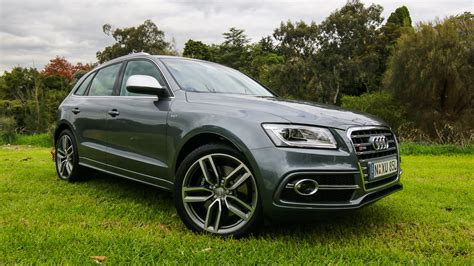 audi sq5 review photos caradvice