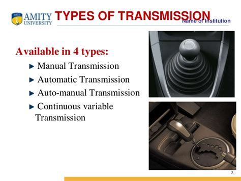 Transmission In Maruti Cars