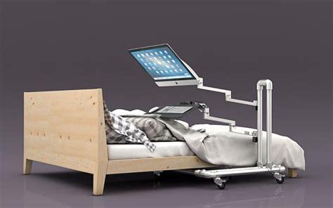 bett tisch selber bauen bester monitorst 228 nder h 246 henverstellbar neigbar und ergonomisch
