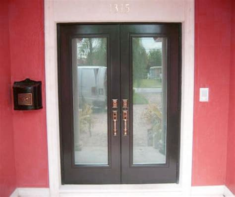 style  french patio doors  built  blinds