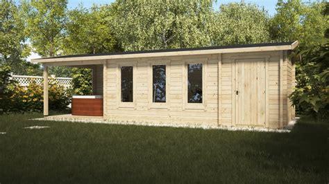 gartenhaus mit schuppen gartenhaus mit veranda und schuppen e 18 m2 9