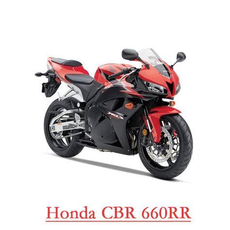 honda cbr bike models cbr 660rr from honda coming this december