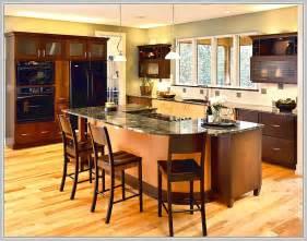 kitchen island stool height bar height kitchen islands home design ideas