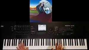 Tarkus Eruption Piano
