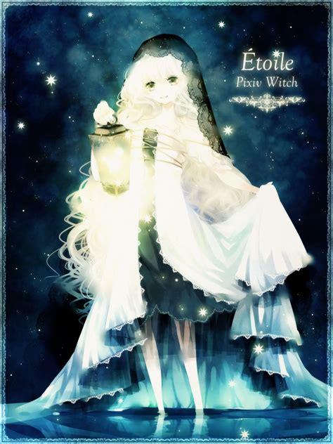 witch zerochan anime image board