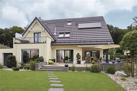 Extravagantes Einfamilienhaus Mit Satteldach