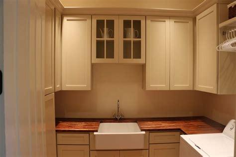 Laundry Room / Butler's Pantry, ikea farmhouse sink