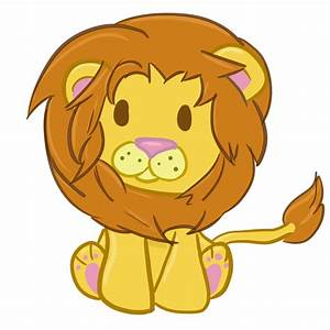Chibi lion by Bunnyo-of-Light on DeviantArt