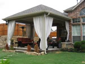 Patio Covered Deck Ideas
