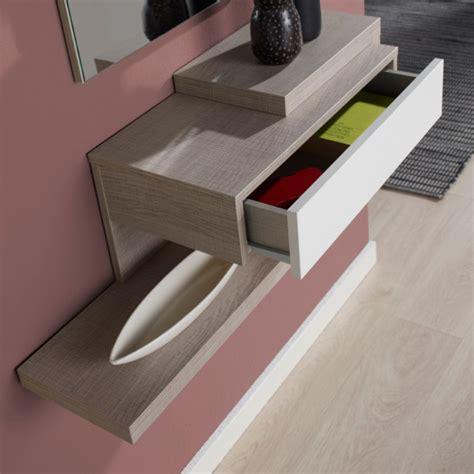 tiroir meuble cuisine meuble d 39 entrée design miroir concept