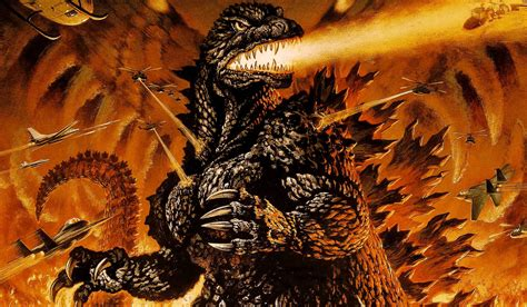 Godzilla 2000 Full Hd Wallpaper And Background Image
