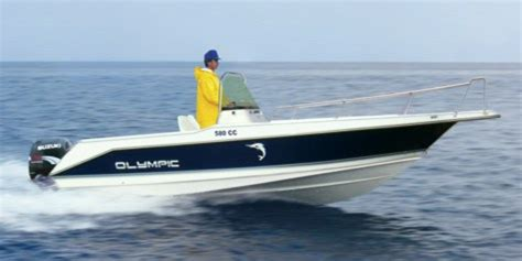 Olympic Boat by Olympic Boats 580 Cc