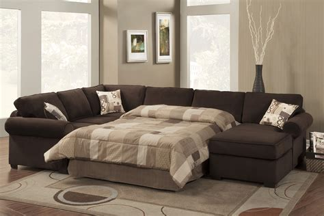 Extraordinary Sleeper Sofa Sectional Alluring Home Design