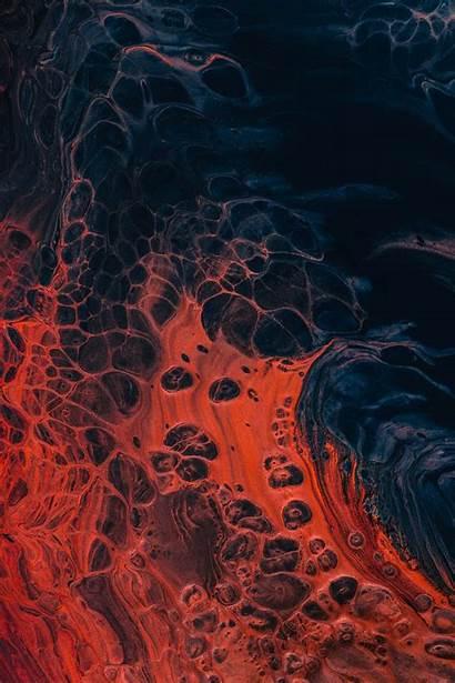 Lava Volcano Wallpapers Phone Pawel Czerwinski Unsplash