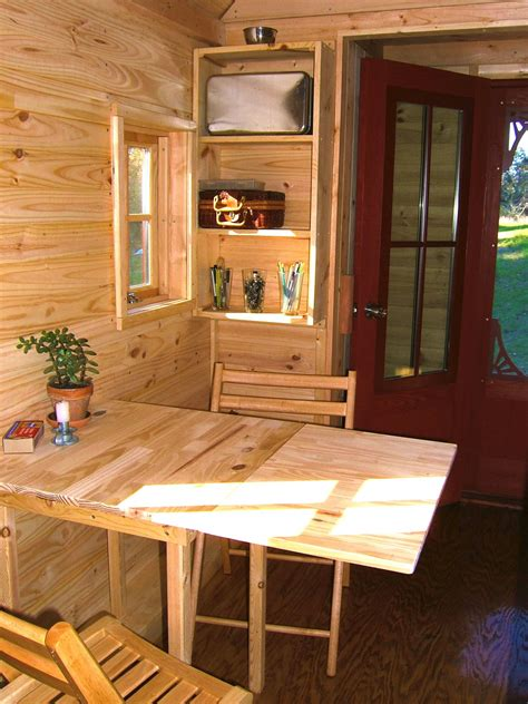 build a drop leaf table tiny house big living smart design features from itsy