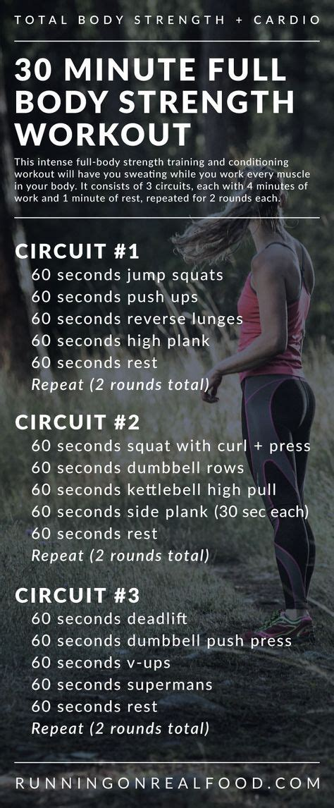 strength training workout body workouts crossfit minute work fitness gym muscle every boredom